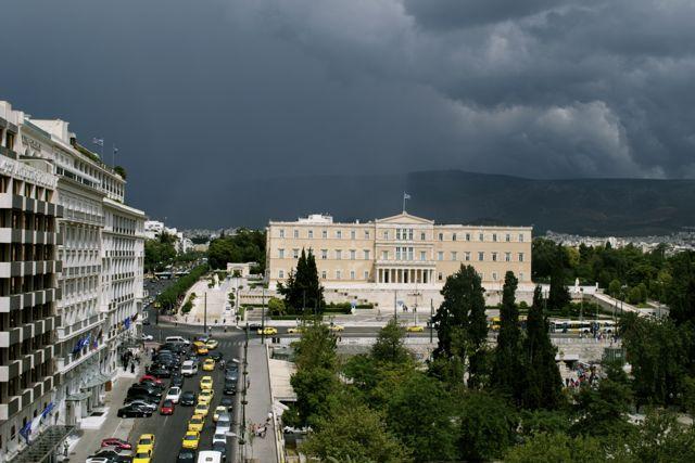 Greek parliament_Athens_Greece_Mylonas